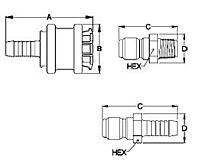 FCouplings-P2-ST-P3-ST-Components-secondary