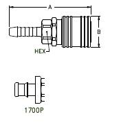 HCouplings-Series1000-SocketHoseStem-1700P