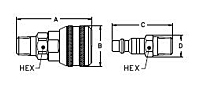 HCouplings-Series4000-Male-secondary