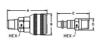 HCouplings-Series6000-Male-secondary