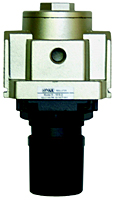 R1600 Series Modular Air Pressure Regulators